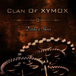Clan Of Xymox - Darkest Hour - CD DIGIPAK