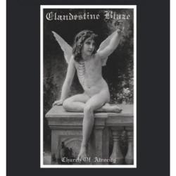 Clandestine Blaze - Church Of Atrocity - LP