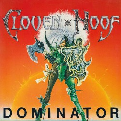 Cloven Hoof - Dominator - LP COLOURED