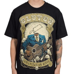 Clutch - Decapitation Blues - T-shirt (Men)