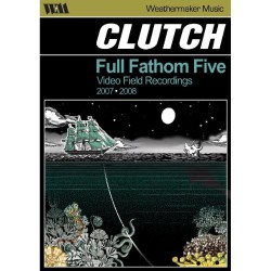 Clutch - Full Fathom Five - DVD DIGIPACK