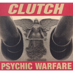 Clutch - Psychic Warfare - CD DIGISLEEVE