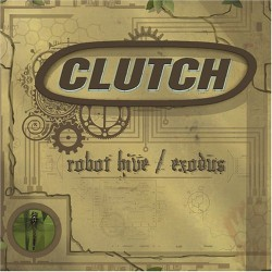 Clutch - Robot Hive / Exodus - CD + DVD Digipak