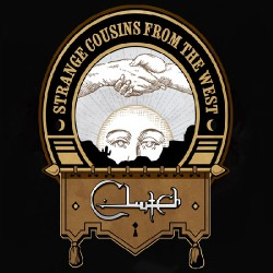Clutch - Strange Cousins From the West - DOUBLE LP Gatefold