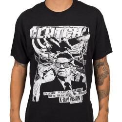 Clutch - Uncle Ronnie - T-shirt (Men)