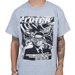Clutch - Uncle Ronnie (Grey) - T-shirt (Men)