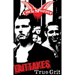 Cock Sparrer - True Grit Outtakes - CASSETTE COLOURED