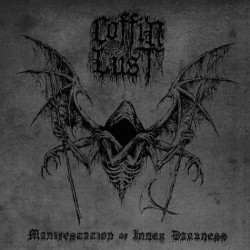 Coffin Lust - Manifestation Of Inner Darkness - LP COLOURED