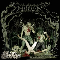 Coffins - Mortuary In Darkness - CD DIGIPAK