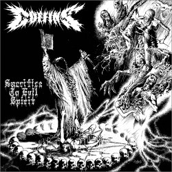 Coffins - Sacrifice To Evil Spirit - CD DIGIPACK