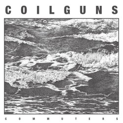 Coilguns - Commuters - CD DIGIPAK Cross-form