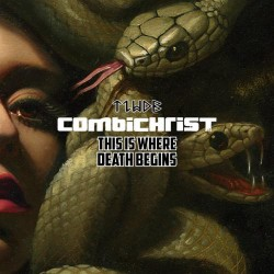 Combichrist - This Is Where Death Begins - DOUBLE LP GATEFOLD COLOURED + CD