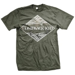 Comeback Kid - Snakes - T-shirt (Men)