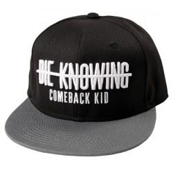 Comeback Kid - Strike Through Hat - SNAPBACK CAP (Men)