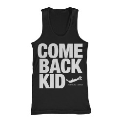 Comeback Kid - Symptoms + Cures - T-shirt Tank Top (Men)