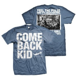 Comeback Kid - Symptoms + Cures - T-shirt