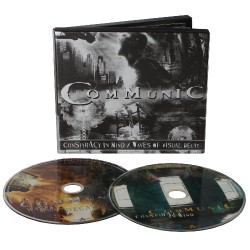 Communic - Conspiracy In Mind + Waves Of Visual Decay - 2CD BOX