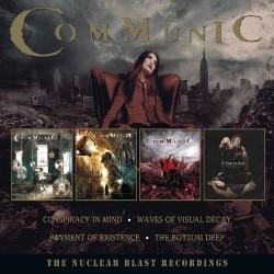 Communic - The Nuclear Blast Recordings - 4CD BOX