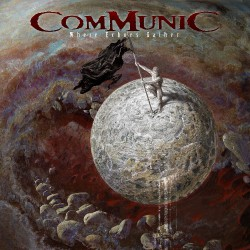 Communic - Where Echoes Gather - LP Gatefold Coloured
