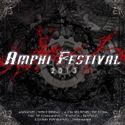 Various Artists - Amphi Festival 2013 - CD