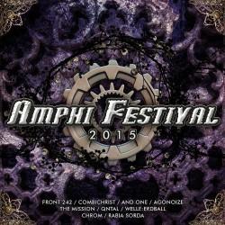 Various Artists - Amphi Festival 2015 - CD