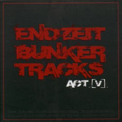 Various Artists - Endzeit Bunkertracks Act V - 4CD BOX