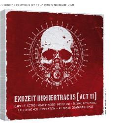 Various Artists - Endzeit Bunkertracks Act VI - 4CD BOX