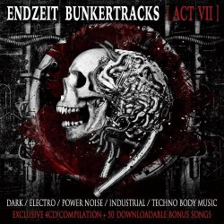 Various Artists - Endzeit Bunkertracks Act VII - 4CD BOX