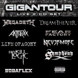 Various Artists - Gigantour - DOUBLE CD