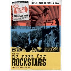 Various Artists - No Room for Rockstars - The Vans Warped Tour - DVD + CD DIGIPAK