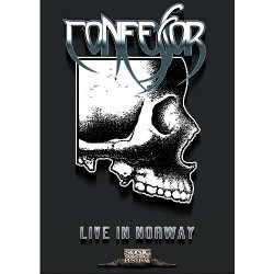 Confessor - Live in Norway - DVD METAL BOX