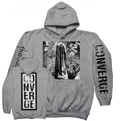 Converge - The Dusk In Us - HOODED SWEAT SHIRT