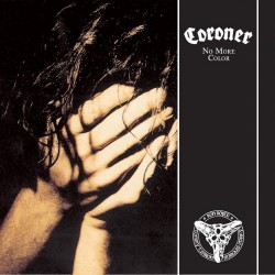 Coroner - No More Color - CD