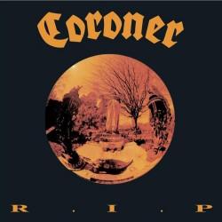 Coroner - R.I.P - CD