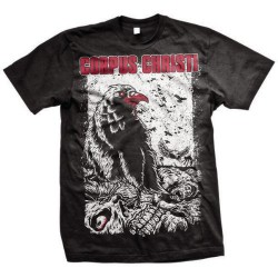 Corpus Christii - A Feast For Crows - T-shirt (Men)