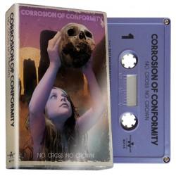 Corrosion Of Conformity - No Cross No Crown - CASSETTE COLOURED