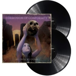 Corrosion Of Conformity - No Cross No Crown - DOUBLE LP Gatefold