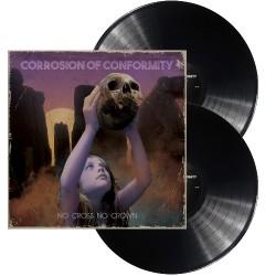 Corrosion Of Conformity - No Cross No Crown - DOUBLE LP Gatefold