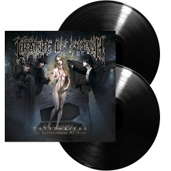 Cradle Of Filth - Cryptoriana - The Seductiveness Of Decay - DOUBLE LP Gatefold