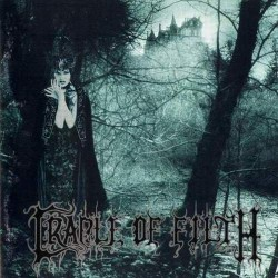 Cradle Of Filth - Dusk And Her Embrace - CD