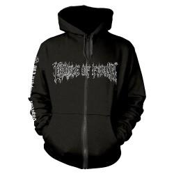 Cradle Of Filth - The Principle Of Evil Made Flesh - Hooded Sweat Shirt Zip (Men)
