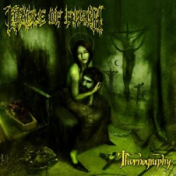 Cradle Of Filth - Thornography - DOUBLE LP