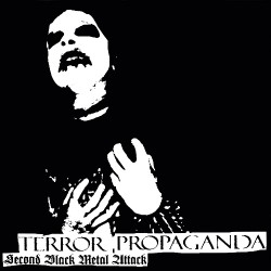 Craft - Terror, Propaganda - Second Black Metal Attack - CD DIGIPAK + Digital