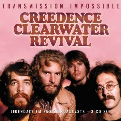Creedence Clearwater Revival - Transmission Impossible - 3CD DIGIPAK