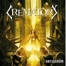 Crematory - Antiserum - CD