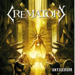 Crematory - Antiserum LTD Edition - CD DIGIPAK