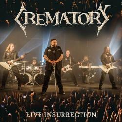 Crematory - Live Insurrection - CD + DVD Digipak