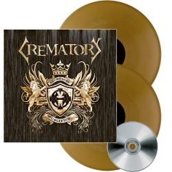 Crematory - Oblivion - DOUBLE LP GATEFOLD COLOURED + CD