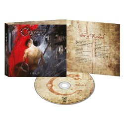 Crimfall - Amain - CD DIGIPAK