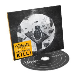 Cripper - Follow Me: Kill! - CD DIGIPAK